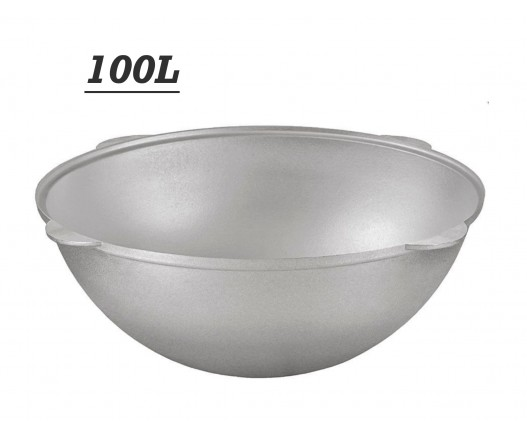 New Uzbek 100% Aluminum Kazan Qazon 40l Казан алюминевый на 100 Свадебный