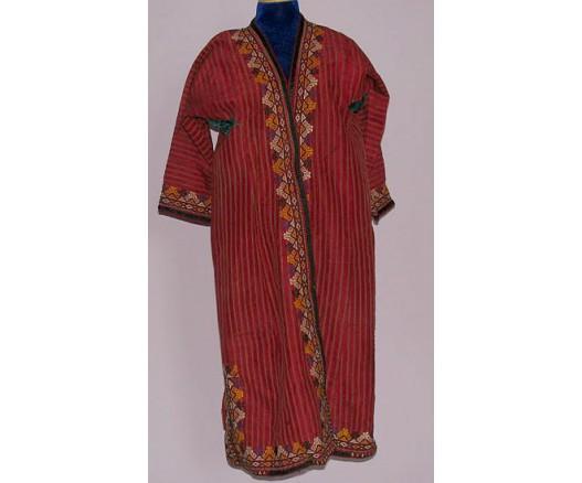 National Turkmen Hand made Silk Chapan Clothes  6250